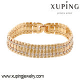 Xuping Fashion or 18K couleurs Bracelet Zircon de luxe