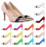 Nuevo estilo de moda Dama zapatos de tacón