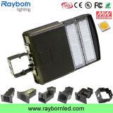 5years indicatore luminoso del contenitore di pattino del supporto LED della parete della garanzia 130lm/W 100W