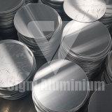A anodização círculos de alumínio para utensílios de cozinha/Non-Stick panelas