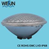중단된 빛 PAR56 LED 수영풀 빛