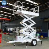 Idraulico Scissor gli elevatori idraulici di sollevamento della coda del camion di Platforms/8m