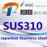 SUS310 de Pijp van de Plaat van de Staaf van het roestvrij staal op Verkoop