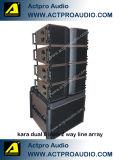 Sprekers van het Systeem van de Serie van de Lijn van de Luidspreker van Kara de Professionele Actieve PRO Audio