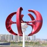 200W 12V /24V de Verticale Turbogenerator van de Wind met Controlemechanisme 1.3m van de Last MPPT Opstarten