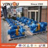 Double pompe à eau centrifuge d'aspiration