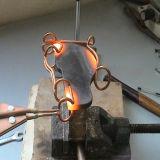 La inducción de frecuencia ultraelevada 6kw de la máquina de soldadura de tubo de acero
