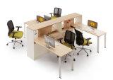 Stazione di lavoro lineare modulare dell'ufficio per due genti (SZ-WS241)