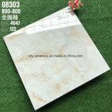 Tegels van de Steen van het Porselein van de Vloer van het Bouwmateriaal van China De Volledige Opgepoetste Verglaasde Marmeren Natuurlijke