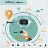 Автомобиль/Car GPS Tracker с центровочным поддержки приложений отслеживания в режиме онлайн (MT05-JU)