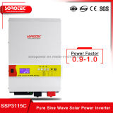5KW 230VAC 48V DC à basse fréquence AC sauvegarder l'énergie solaire onduleur
