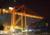 専門のタワークレーンの高いマストライト500W LEDフラッドライト