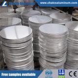 Círculo de alumínio de iluminação