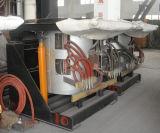 En parallèle de 3 tonnes 1500KW 950V four à induction de la fonte en aluminium