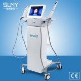 Hifu ciblée à ultrasons à haute intensité de la beauté de la machine pour le serrage et vaginal la levée du visage