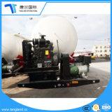 30-70 Cbm 분말 물자 수송 부피 40 M3 시멘트 탱크 트레일러