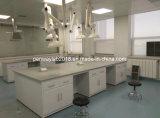 Стоматологическая лаборатория островных многоместного таблицы Lab Workbench лаборатории на стенде.