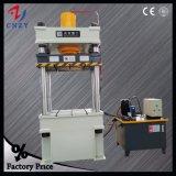 El panel de pared de metal 3D Teja haciendo máquina hidráulica