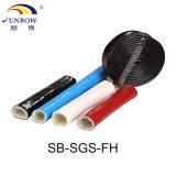 Luva de fibra de Silicone Verniz isolante Fire & Sleeeve resistentes ao calor