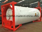 Contenitore liquido chimico del serbatoio del NaOH 32% della soda caustica dell'autocisterna della Cina