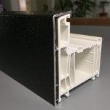 China proveedor UPVC Perfiles de aluminio con cubiertas