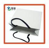 재사용할 수 있는 쇼핑 종이 봉지를 접히는 중국 공장 싼 도매