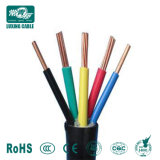 Baixa voltagem com isolamento de PVC cobre 4 Core 95mm do cabo de alimentação