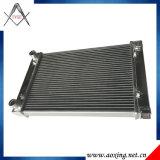 Depósito de plástica del radiador para automóviles diversos modelos de auto radiador