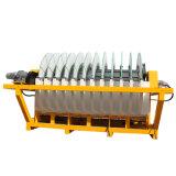 Goldkonzentrat-Festflüssigkeit-Trennung und Goldpuder, das keramischen Vakuumfilter entwässert