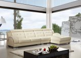 Sofá moderno da sala de visitas com L forma secional para a mobília chinesa