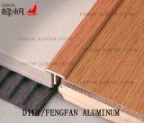 Perfil de piso de alumínio T