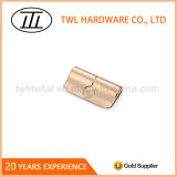 Matériel léger en métal de couleur d'or pour des sacs à main