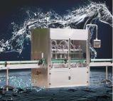 Aceite de mesa automático lleno que llena el conjunto completo de Machine/a de líneas