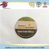 Nespresso Capsule Coffee Aluminium Foil Lids