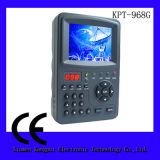高い定義およびはいFTAの(乾燥すること自由な)衛星インターネットFTAの衛星ファインダーKpt-968g
