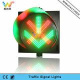 Alto semaforo rosso della stazione del tributo del segnale verde di modo 400mm