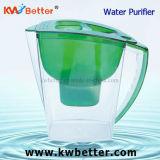 2016最高と評価された世帯の使用法3.0Lアルカリ水清浄器の緑