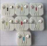 Kleurrijke Earpod voor Samsung voor iPhone 6 van de Appel Verenigbaarheid Earbuds