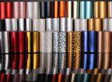 Lámina para gofrar caliente/papel de aluminio para el rectángulo de los cosméticos/las cajas de cosméticos