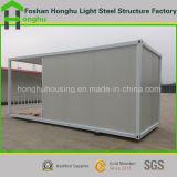 Широко используемые светлые кафе/гостиница/туалет/магазин дома контейнера стальной рамки полуфабрикат