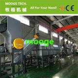 Déchets PE LDPE Film extensible Ligne de recyclage de film plastique