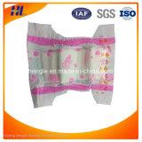Constructeur remplaçable mignon et confortable de couches-culottes de bébé en Chine