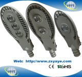 Migliore indicatore luminoso di via di alto potere LED della PANNOCCHIA 100W di alta qualità di prezzi di Yaye 18 con Ce/RoHS/3 anni di garanzia