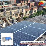 Il supporto solare degli alti morsetti registrabili efficienti proietta (MD0007)