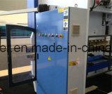 Máquina plegable hidráulica de la placa de acero de carbón Wc67y-400X6000