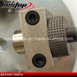 Инструменты Knurl 5 дюймов меля для бетона, гранита, мрамора