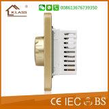China-Lieferanten-Pinsel-Edelstahl-Licht-Dimmer-Schalter
