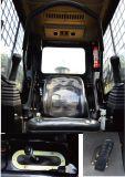 Chargeur initial officiel de boeuf de dérapage du constructeur Xt760 de XCMG mini