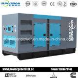 機構、極度の無声Gensetの30kVA三菱の発電機セット