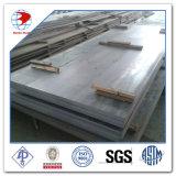 plaque en acier laminée à chaud de 1500mm*6000mm*6mm ASTM A36 avec le soufflage époxy rouge d'amorce et de sable